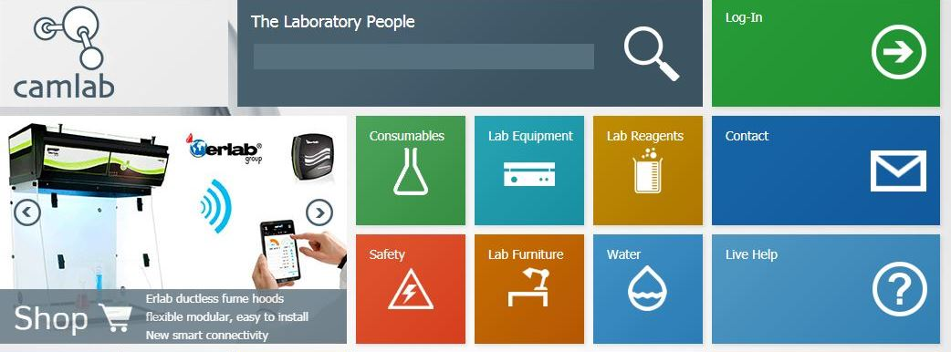 Camlab Website
