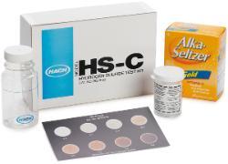 Hach sulphide test kit