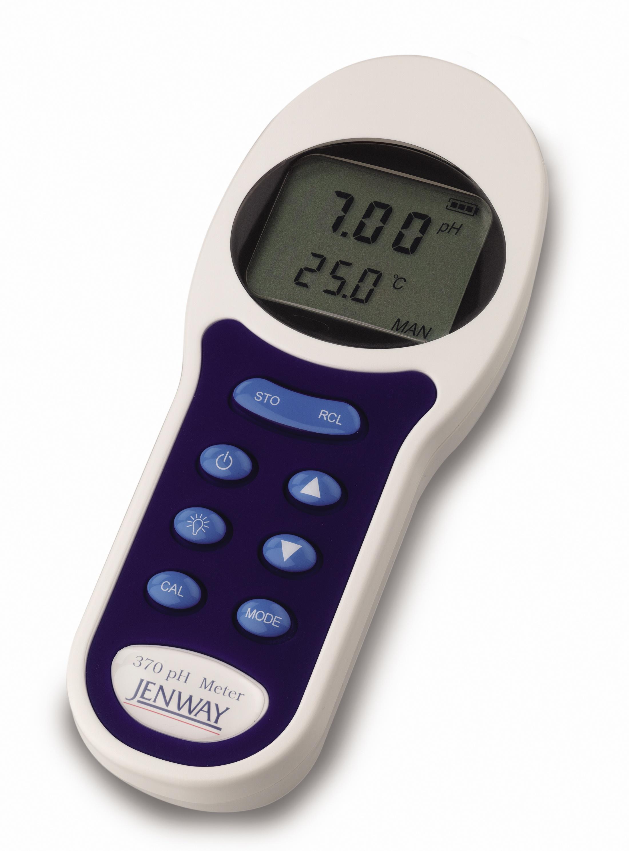 Jenway 370 pH meter
