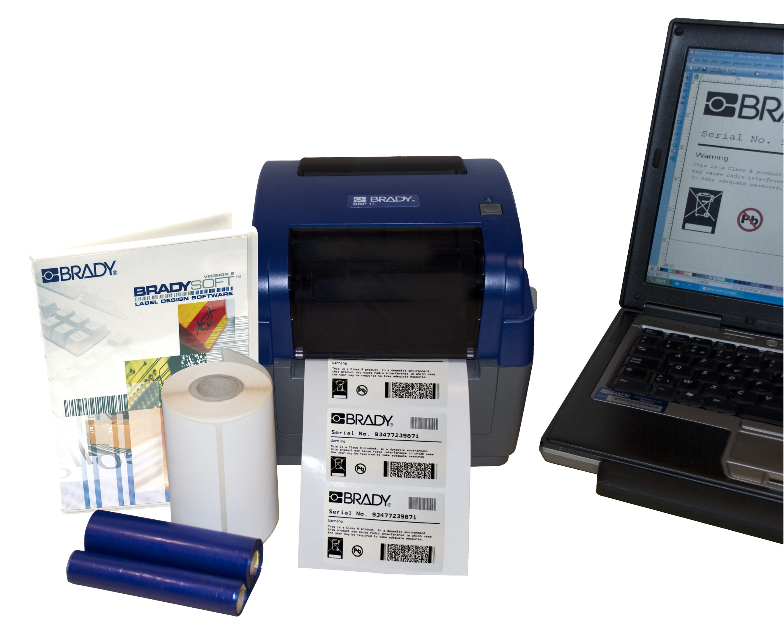 Brady BBP11 Label printer