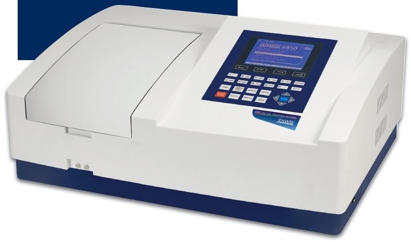 Jenway 6850 spectrophotometer