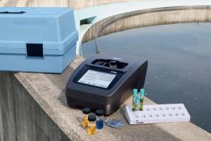 DR2800 portable spectrophotometer
