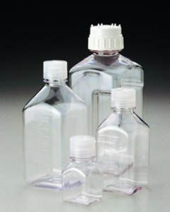 PET Square Bottles