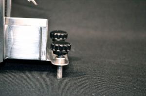 Levelling screws