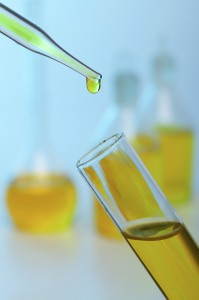 Testing Oil samples