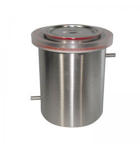 Solvent Trap for a Rotary Vane Pump