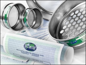 Test sieves should be certified to ensure accuracy