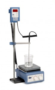 UC152 hotplate stirrer with SCT1 temperature controller