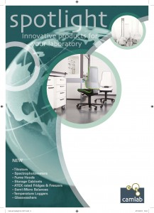 Camlab's New Innovations Catalogue