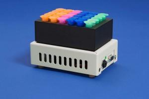 RHB20 block heater to heat microtubes