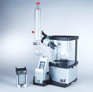 RC900 rotary evaporator KNF