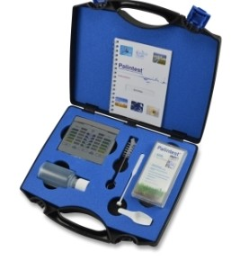 The SK 100 Kit, the most basic kit in the range for pH and Lime Requirement of soils only