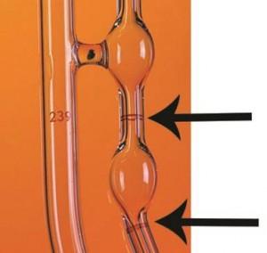 capillary viscometer
