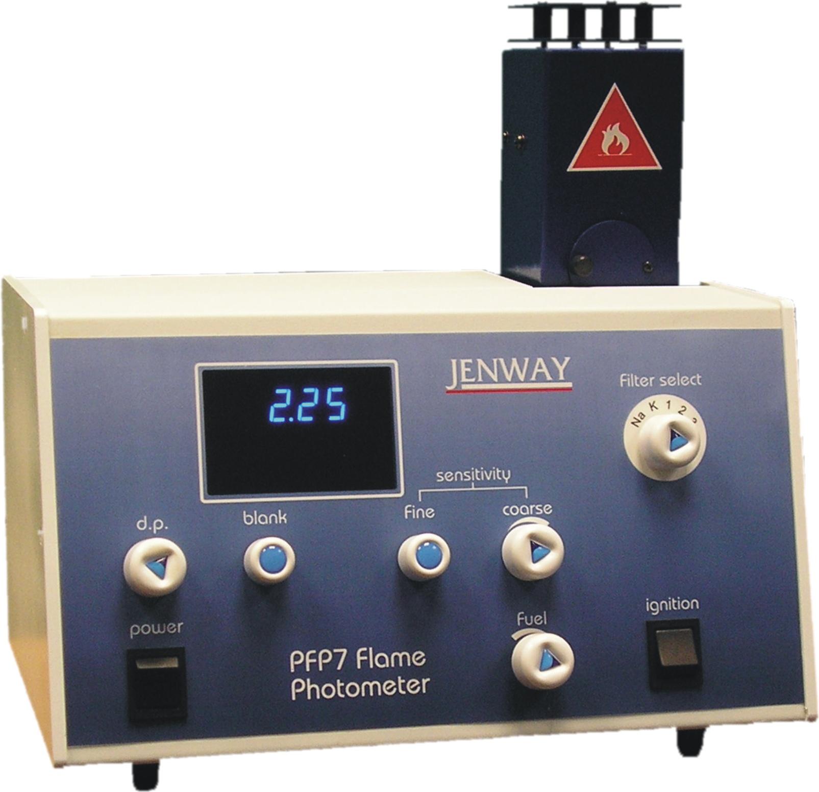 PFP7 Flame Photometer