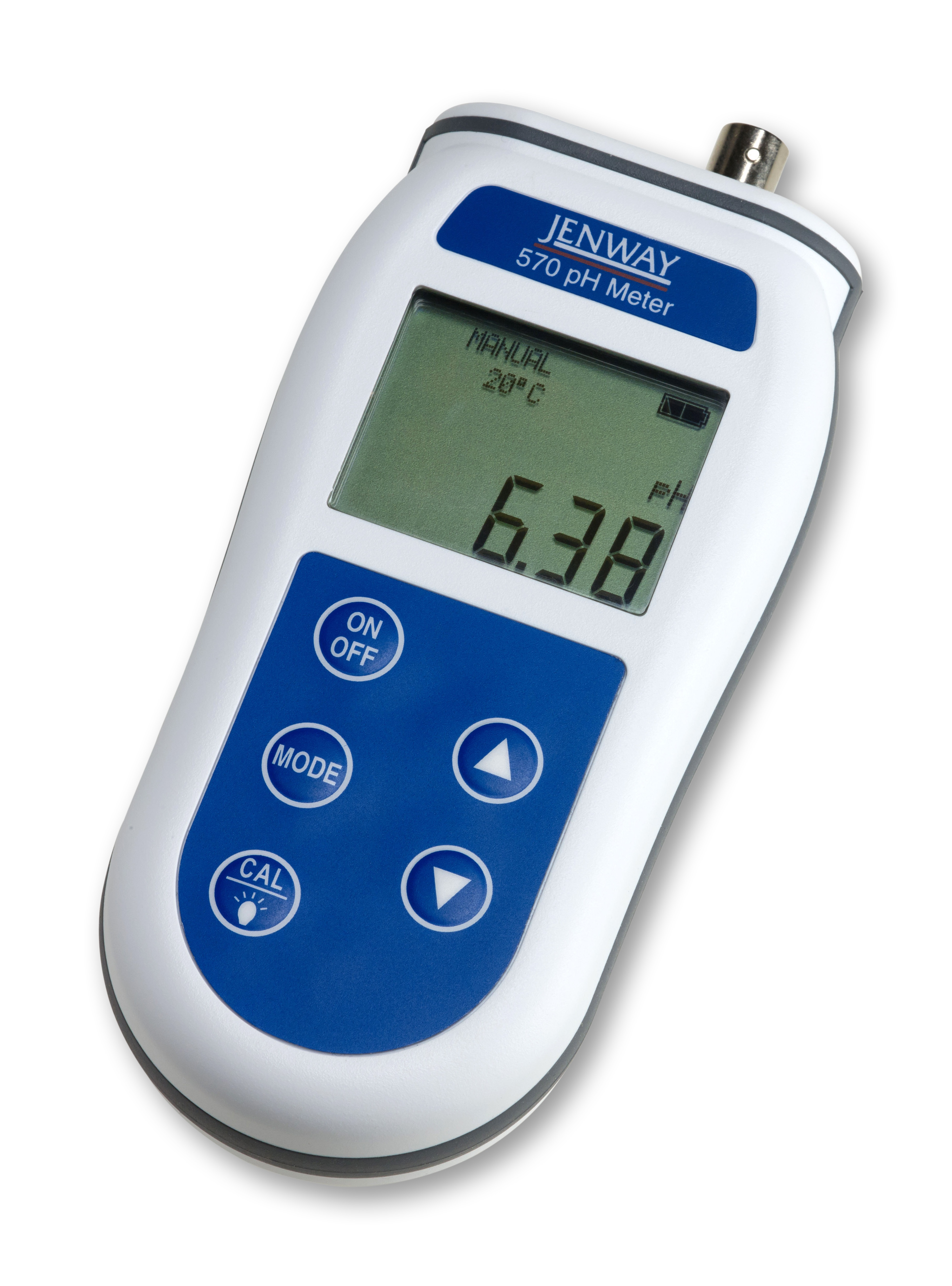 JenWay 570pH Meter+DS