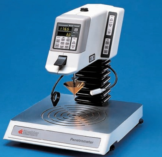 Koehler digital penetrometer