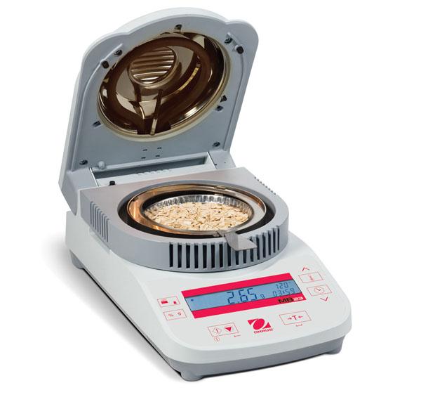 Ohaus MB23 moisture analyzer