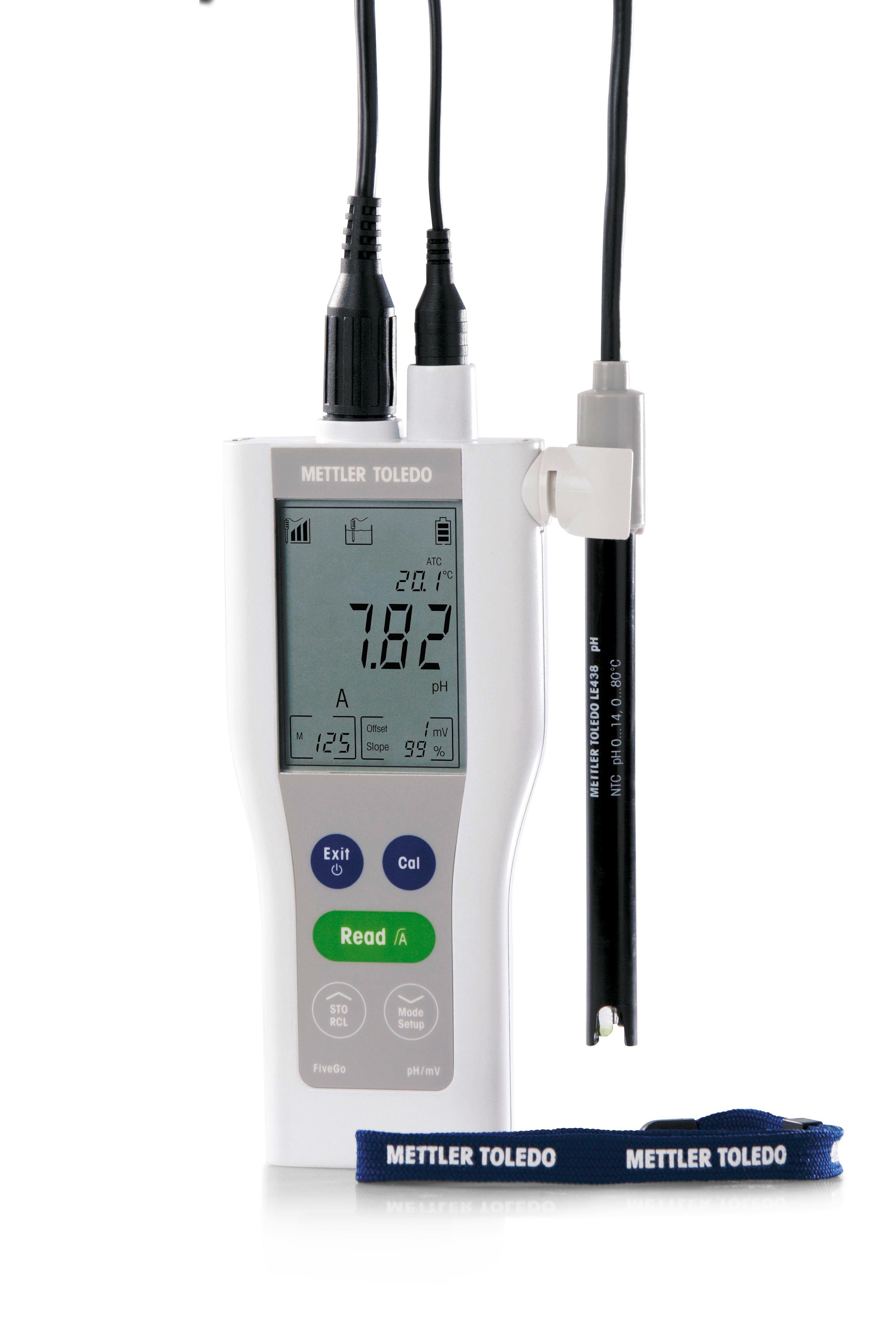 FiveGo F2 pH meter