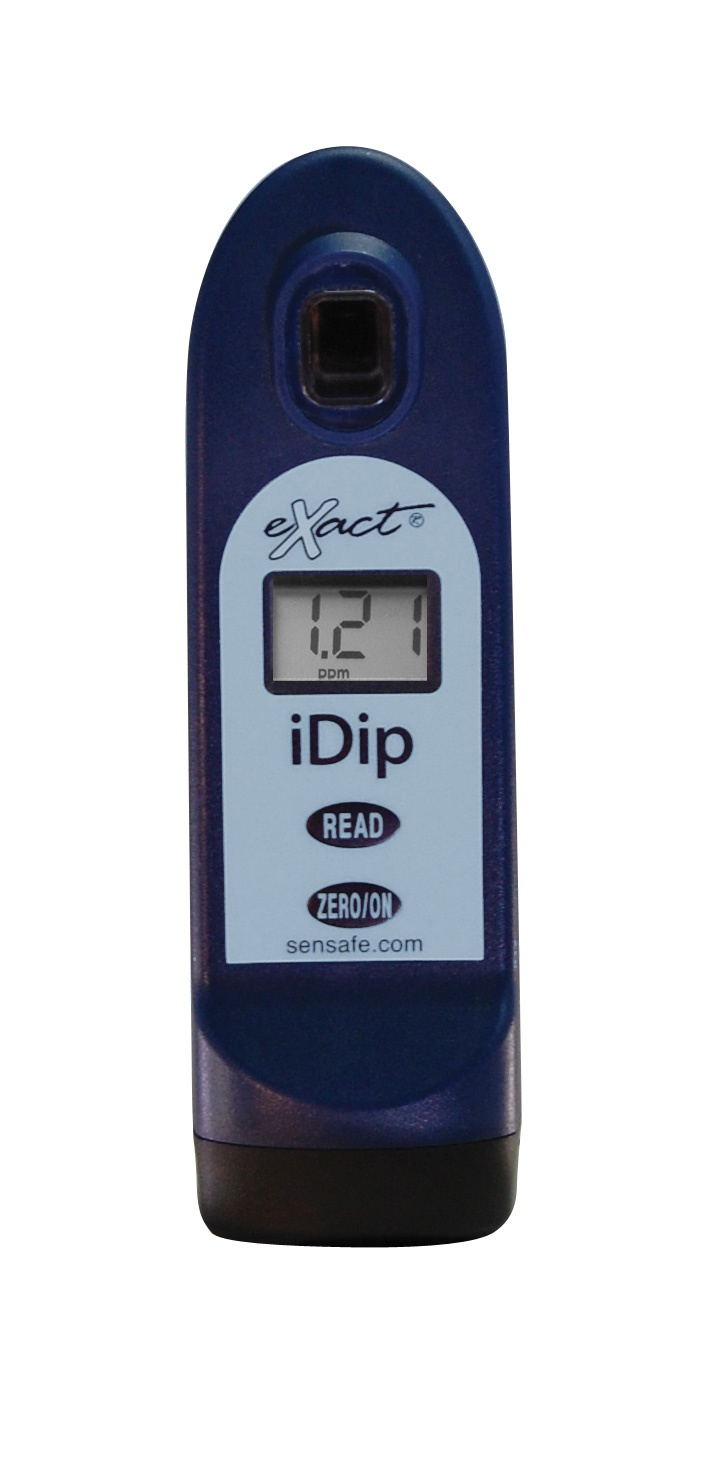 eXact iDip photometer