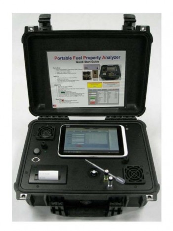 PFPA Portable Fuel Properties Analyzer