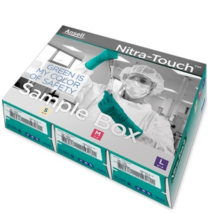 Request your Nitra-touch Sample Box from Camlab