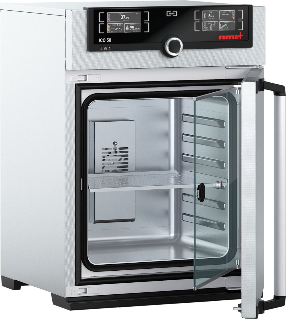 Memmert's new ICO50 CO2 Incubator
