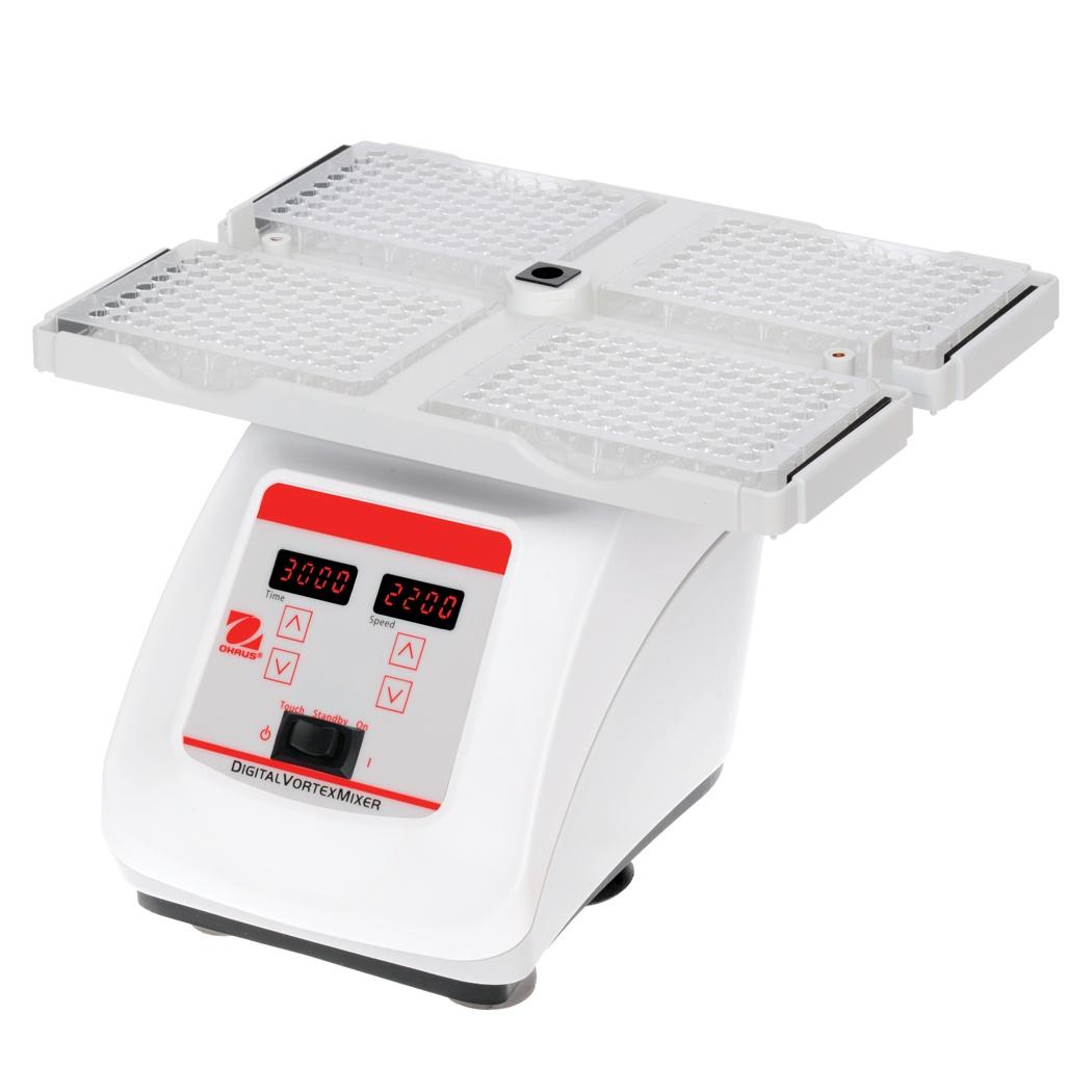 Multi-plate Vortex Mixer