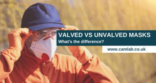 Valved vs unvalved