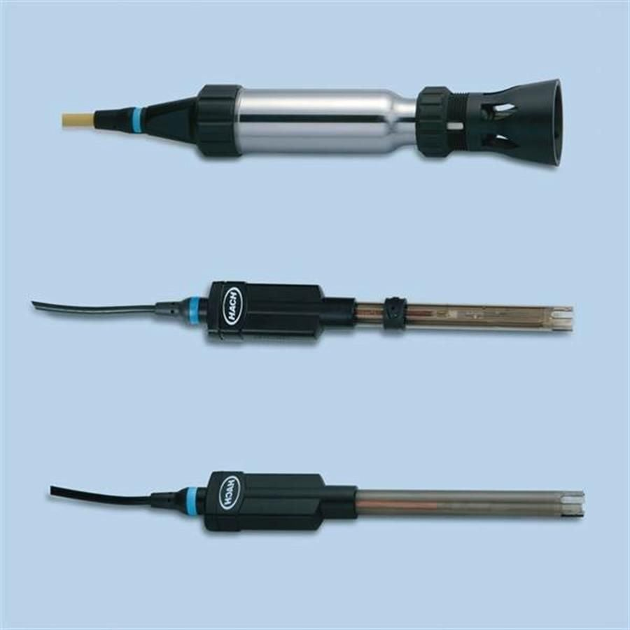 Hach Intellical ph electrode selection
